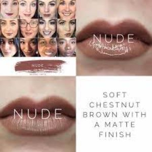 LipSense   Senegence   Lipstick   Nude